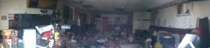 week 1 front room